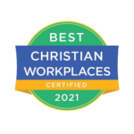 Edify Best Christian Workplaces Certified