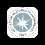 Edify Guidestar Platinum Rating for Transparency 2021